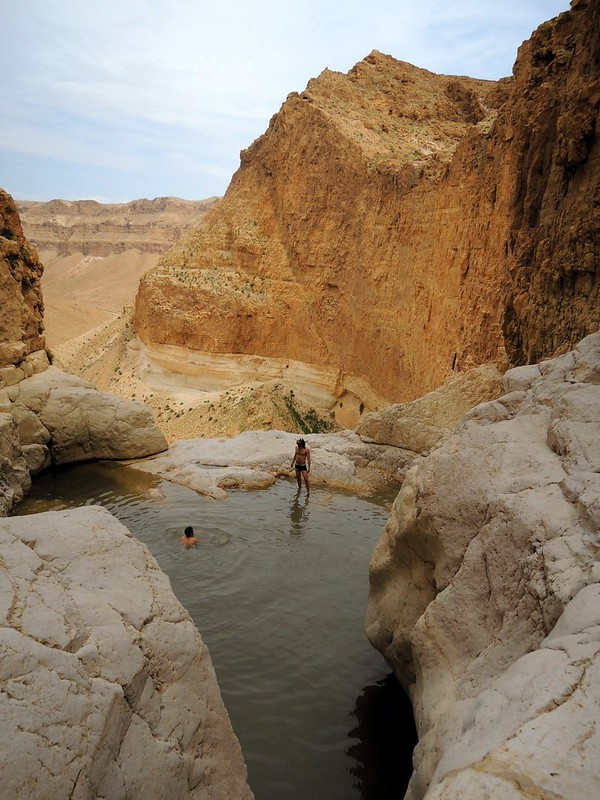 Sweet swimming spot above a big drop-off by bryandkeith on flickr