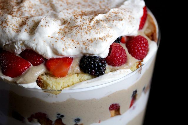 Chai Spice Trifle - 29