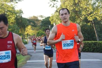 Jurong Lake Run 2013