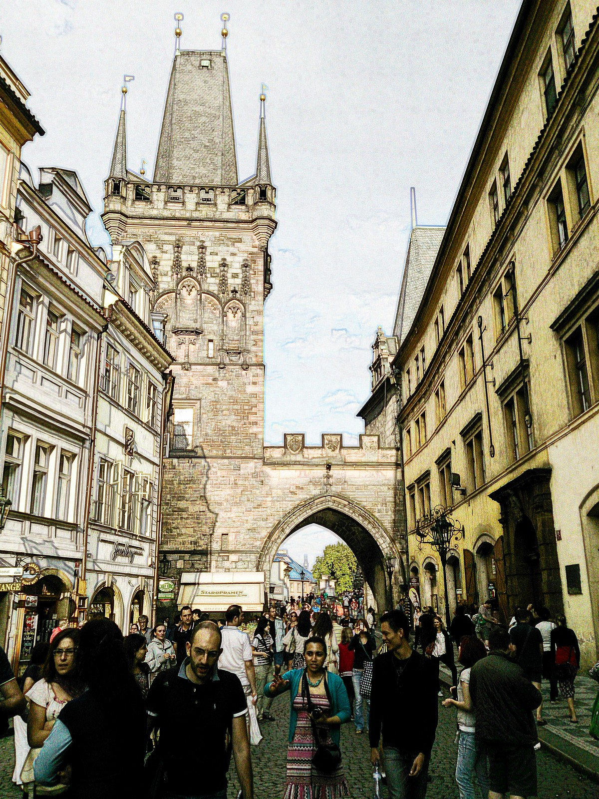 Los 10 mejores miradores de Praga: la Ciudad de las Cien Torres.