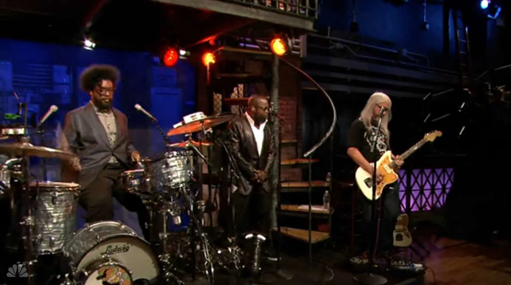 J Mascis and the Roots