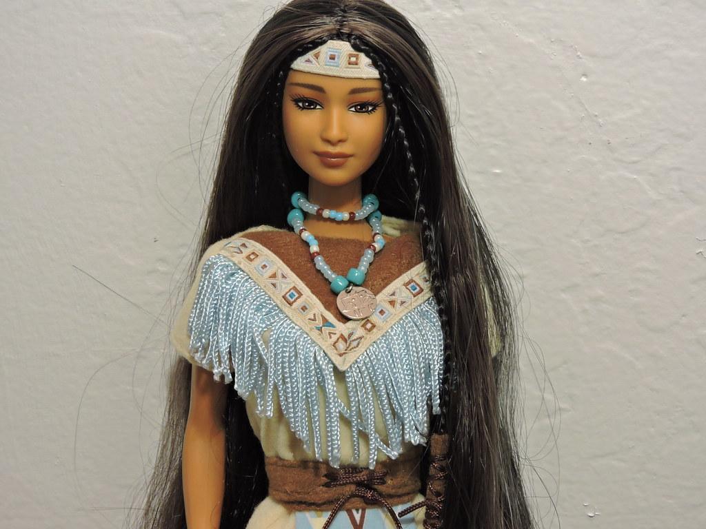 Modern Day Native American Girl
