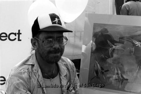 San Diego Lambda Pride Festival: John Lounsbury