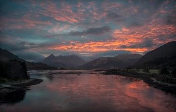 Ballachulish Sunrise