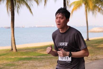 SingTel & Singapore Cancer Society Race Against Cancer 2013