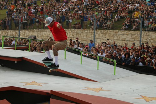 Ryan Sheckler at X Games Austin 2016