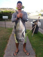 Shawn with his big one!