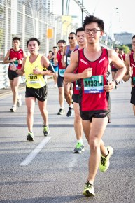 SAFRA Singapore Bay Run & Army Half Marathon 2013