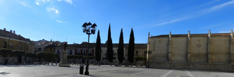 Plaza Inmaculada Concepcion Palencia 26