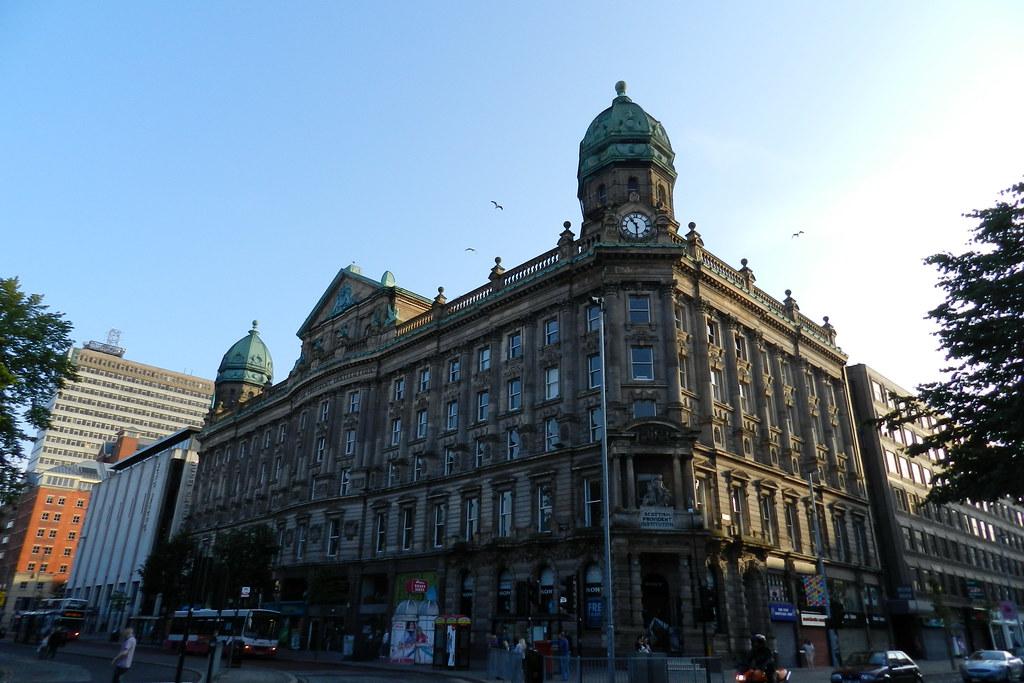 edificio Scottish Provident Institution Belfast Ulster Irlanda del Norte 04