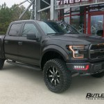 2017 Ford Raptor With 20in Fuel Nutz Wheels And Toyo Open Country Mt Tires With Full Custom Wrap Custom Leds And Full Custom Interior A Photo On Flickriver