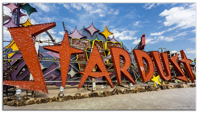 Stardust - Neon Museum - Las Vegas
