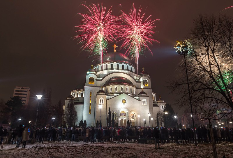 Orthodox New Year Eve