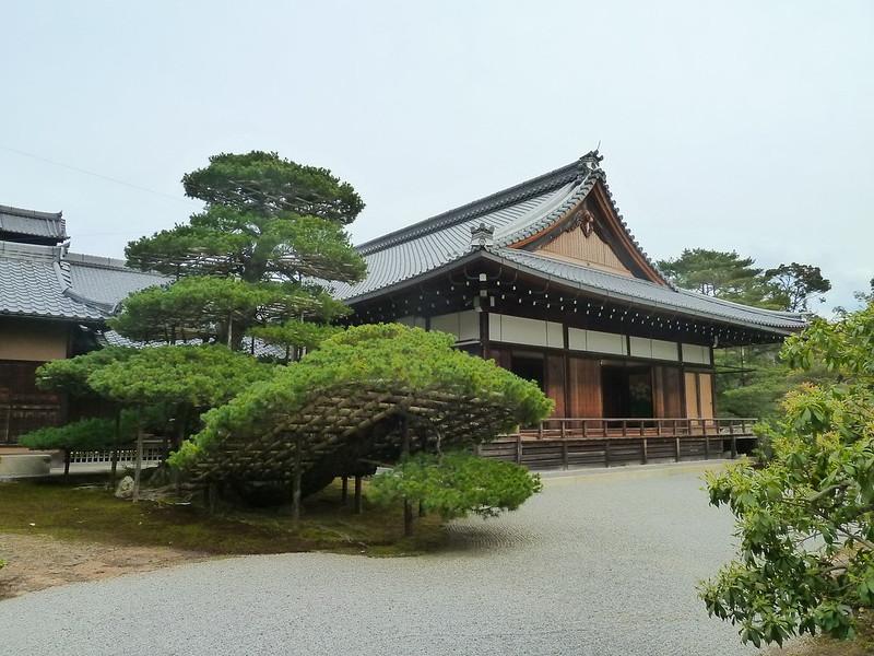 Hojo, Kinkaku-ji