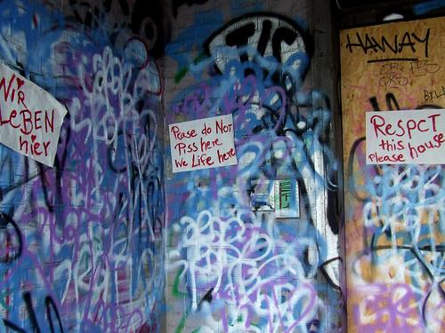 Berlin squat 1