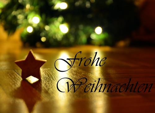 Frohe Weihnachten Unbekannt270 Wish You All Merry