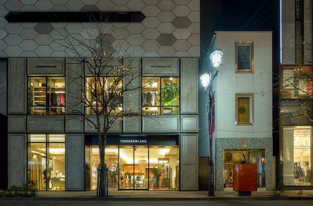 TOMORROWLAND Ginza Store (トゥモローランド銀座店)