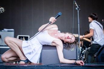 July Talk @ Pemberton Music Festival - July 19th 2015