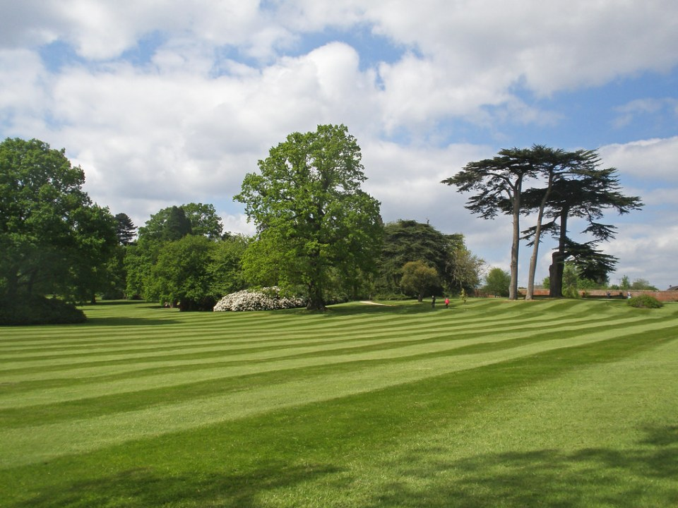Capability Brown Landscapes. Packington Hall and Park | Flickr