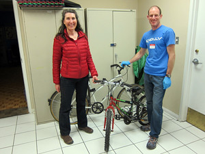 2014 32 Bike Clinic donation_300