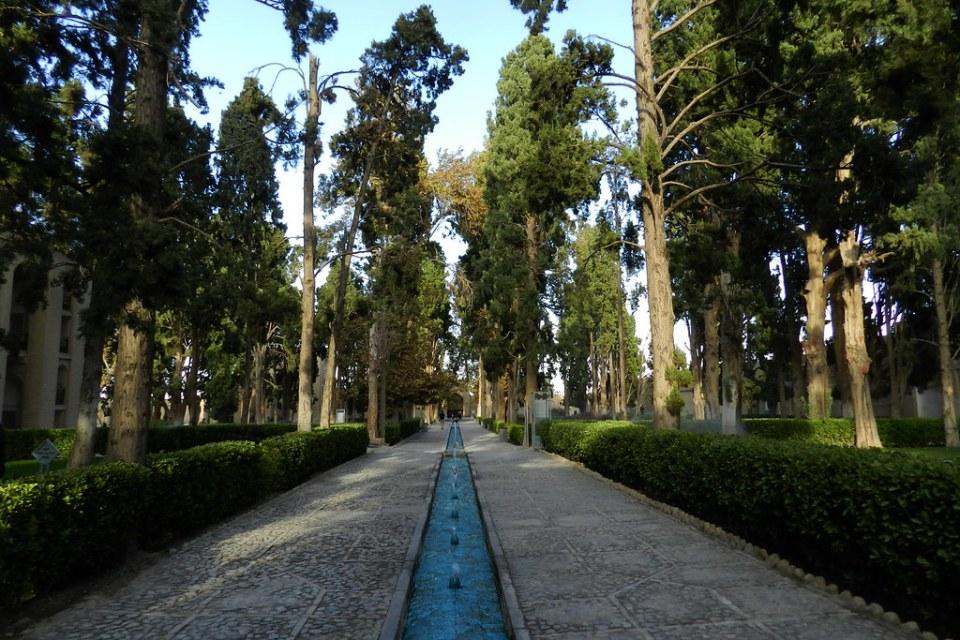 Jardin de Fin o Bagh-e Fin Kashan Iran 13