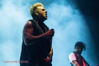 Papa Roach @ Abbotsford Centre - September 9th 2016
