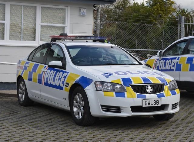 New Zealand Police.