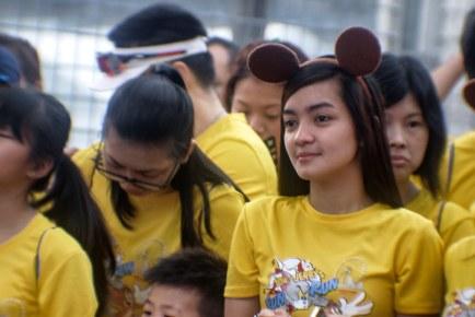 Tom and Jerry Fun Run 2015