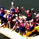 10 Viajefilos en Sri Lanka. Rafting 06