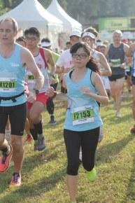 Green Corridor Run 2015