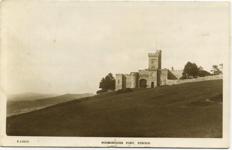 Rodborough Fort 22