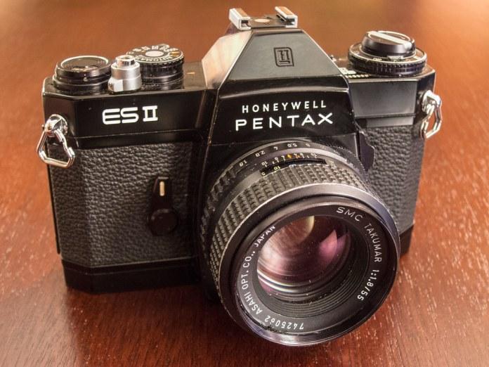 Pentax ES II