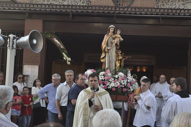 Fiesta Virgen de la Luz 2016
