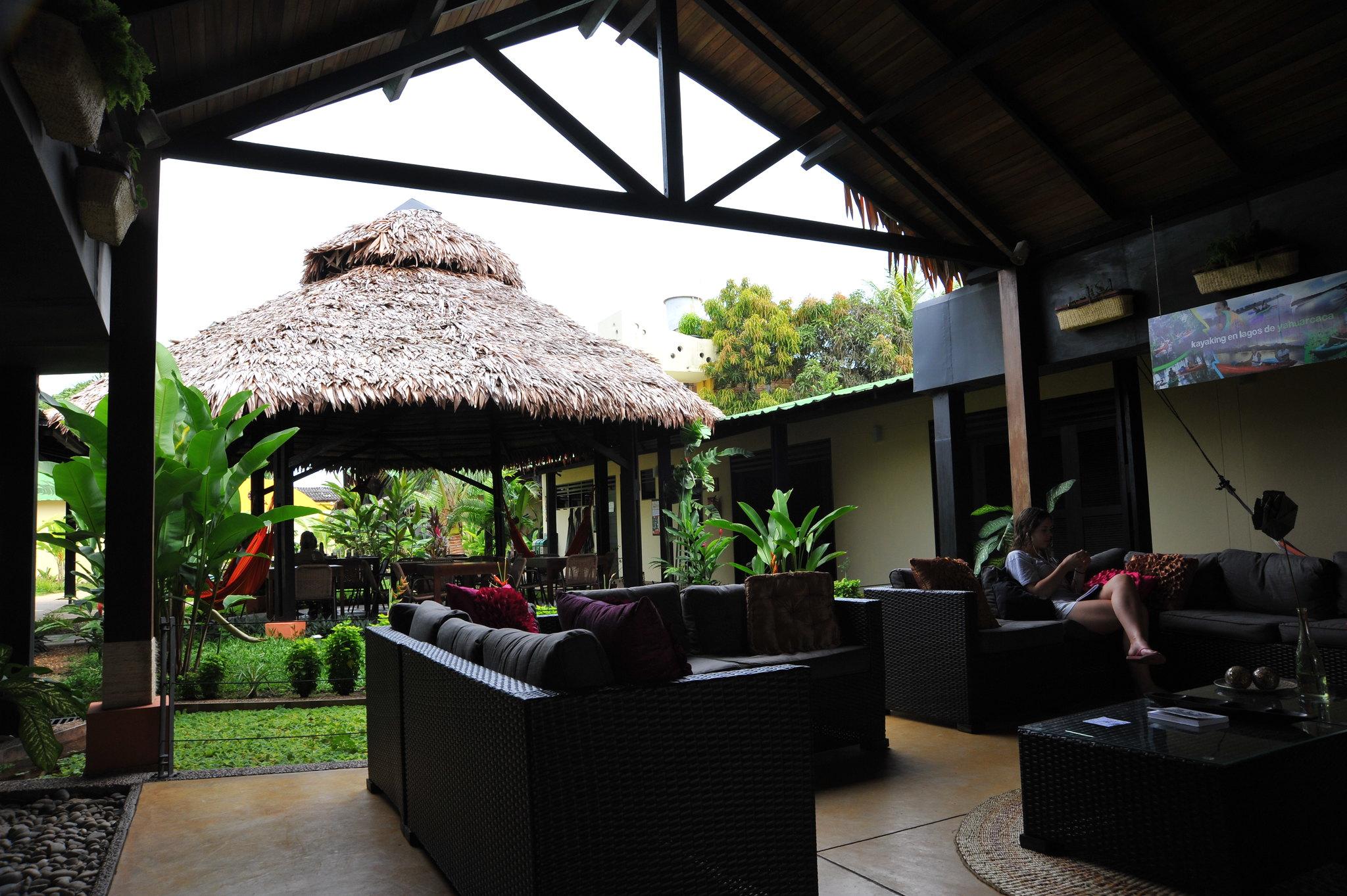 Hotel Leticia Amazonas centro bueno