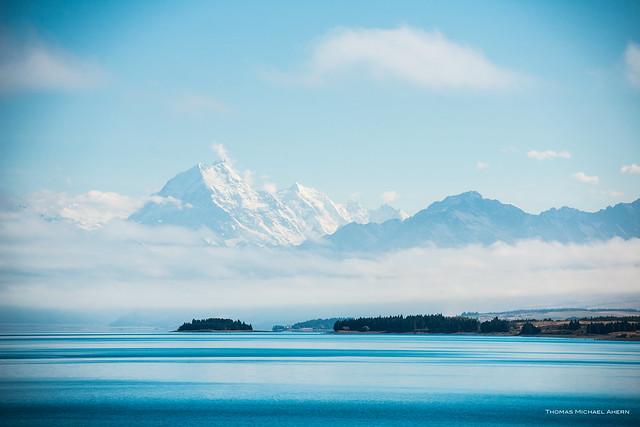New Zealand In daylight