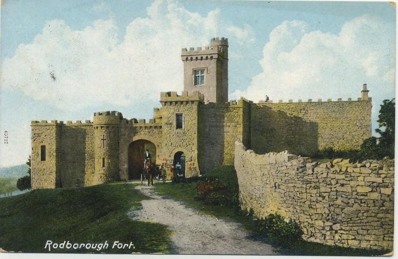 Rodborough Fort 5