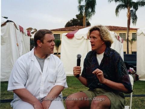 1995 - San Diego LGBT Pride Festival.