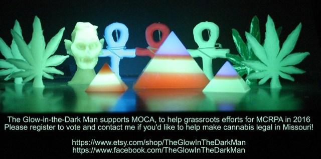 Cannabis Banner for TheGlowInTheDarkMan.com