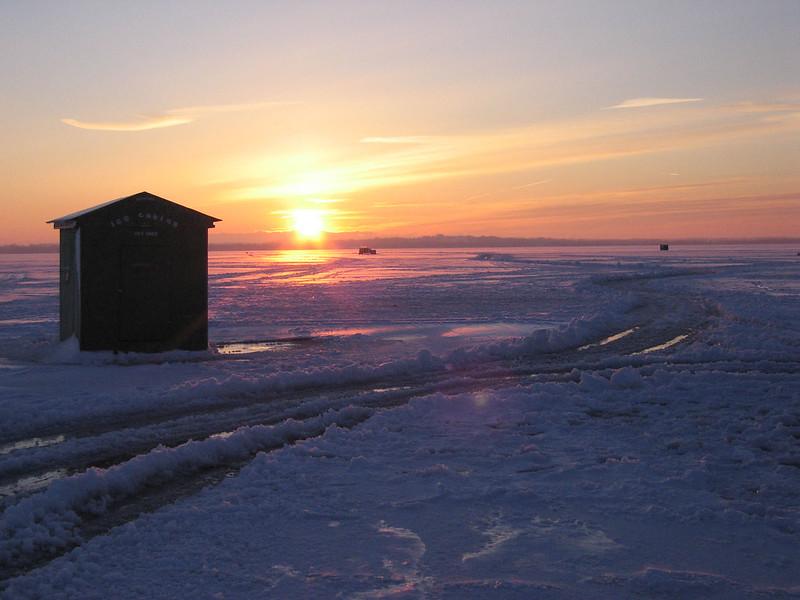 Lake Simcoe sunrise 2