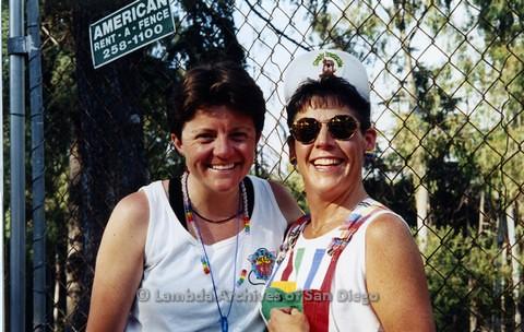 1995 - San Diego LGBT Pride Festival: