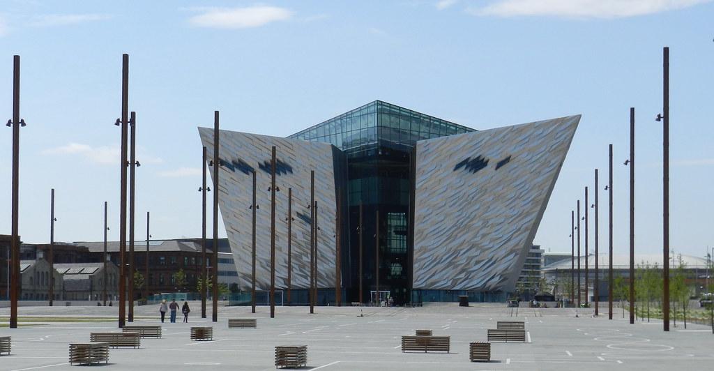 Museo del Titanic  Belfast Ulster Irlanda del Norte 03