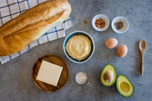 breakfast is just a few minutes away