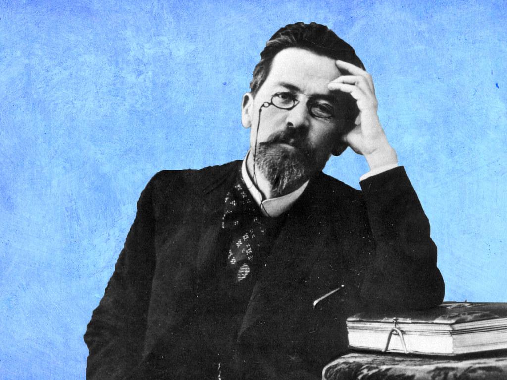 Anton Chekhov The Subject Of The Gresham College Lecture