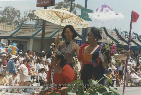 1995 - San Diego LGBTQ Pride Parade: Philippine Contingent