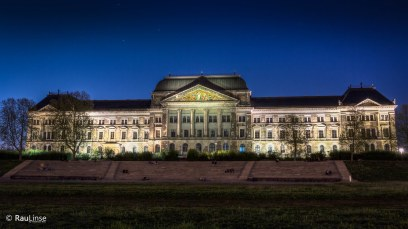Dresden - sächs. Finzministerium