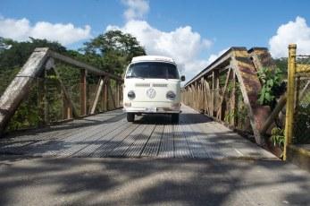 Belizean bridges