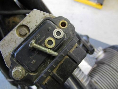 Ignition Control Model Hardware Detail