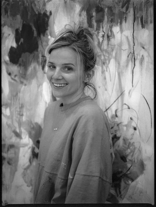 artist Carly Allen-Martin, Atlantic Center for the Arts, New Smyrna Beach, FL, Mamiya 645 Pro, mamiya sekor 80mm f-2.8, 2.5.19