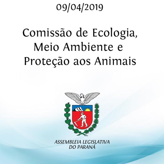 Reunião da Comissão de Ecologia, Meio Ambiente e Proteção aos Animais