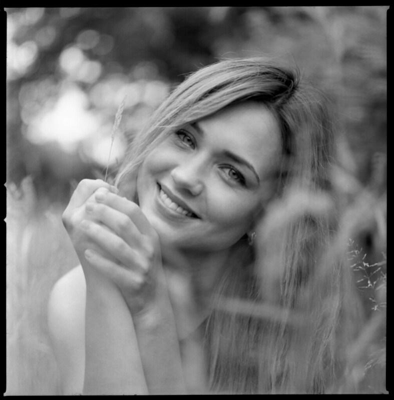 Hasselblad 120mm Portrait